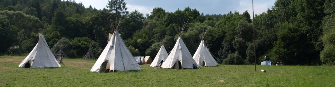 Tábory Vysočina